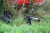 Tragiczny wypadek w Lubieszewie. Znamy wstępne ustalenia policji. Do zdarzenia doszło 21.07.2020 r. Zginął rowerzysta