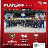 JKH GKS Jastrzębie blisko mistrzostwa Polski. Polska Hokej Liga na finiszu