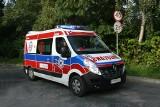 Rowerzyści ranni w zderzeniach z autami w podsądeckich miejscowościach