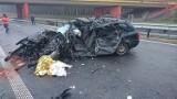 Tragiczny wypadek na S3 na wysokości Nowej Soli. Czy droga była źle oznakowana? Prokuratura bada sprawę. Poszukiwani są świadkowie