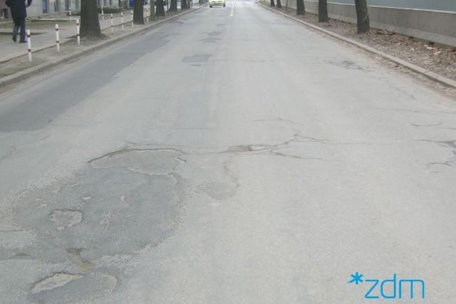 Na piątek zaplanowano m.in. wymianę nawierzchni na ulicy Polnej