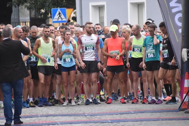 Powrót Krośnieńskiej Dziesiątki. Tak wyglądała wielka impreza biegowa w Krośnie Odrzańskim w 2021 roku.