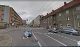 Na ul. Dąbrowskiego samochód ciężarowy potrącił pieszą na pasach