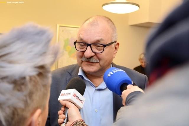 Cezary Przybylski, marszałek, Dolnośląski Urząd Marszałkowski.