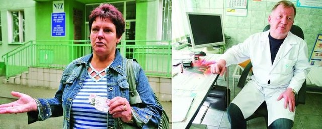 Marianna Sadowska-Skorupa pokazuje unieważniony już dowód osobisty swojej mamy. - Od 30 lat nie pamiętam przypadku, aby diagnoza zgonu była mylna - mówi Aleksander Pieczyński, szef pogotowia ratunkowego w Zwoleniu.