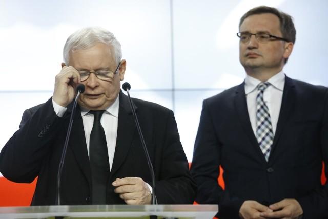 Spotkanie Kaczyńskiego i Ziobry. Michał Woś: Wyjaśniliśmy ostatnie nieporozumienia
