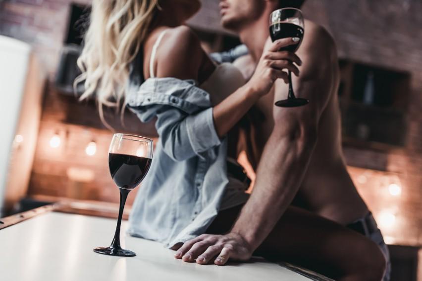 Co piąta badana kobieta przyznaje, że alkohol podsyca w niej...