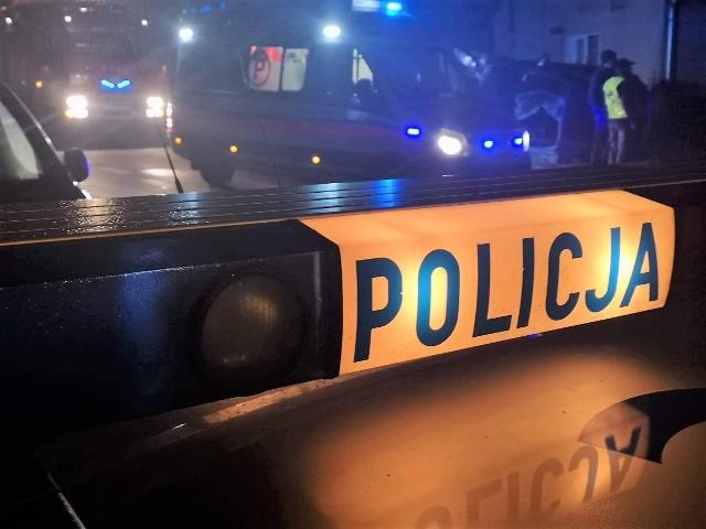 """55 -latek zatrzymany został w Szubinie przez funkcjonariuszy nakielskiej """"drogówki"""""""