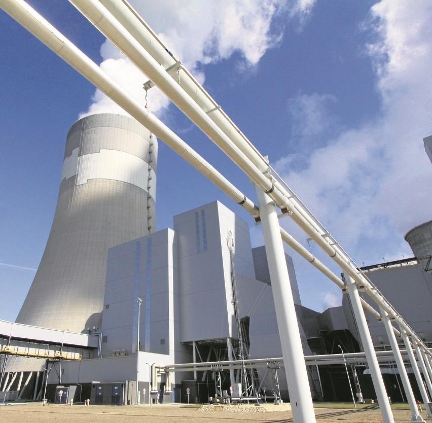 Elektrownia Bełchatów. Usuwanie skutków awarii...