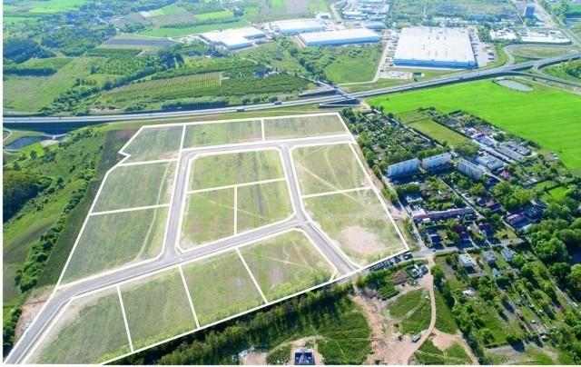 Miasto sprzedało kolejne tereny przeznaczone na potrzeby mikro, małych i średnich przedsiębiorstw.