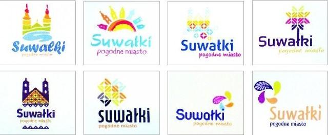 Logo Suwałk - propozycje