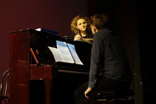 Wśród aktorek, które stanęły do castingu była Oksana Hamerska