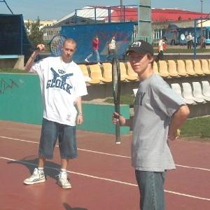 Daniel Car i Cezary Kluczyk przyjeżdżają do skate-parku z centrum, bo tam nie ma takich miejsc
