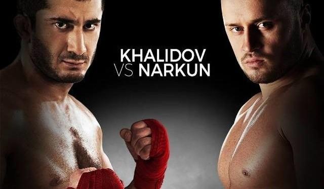 KSW 42. MAMED KHALIDOV vs. TOMASZ NARKUNObstawianie: kursy bukmacherskie- Khalidov (1,60), Narkun (2,19) - wg Fortuna- Khalidov (1,70), Narkun (2,05) - wg STS