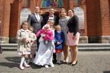 Pierwsza komunia święta w Myszyńcu (ZDJĘCIA)