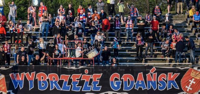 Fani Zdunka Wybrzeża Gdańsk po raz drugi w tym sezonie zobaczyli na stadionie przy ul. Zawodników remis ich pupili
