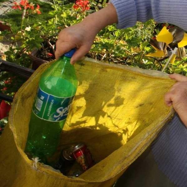 Osoby segregujące odpady mogą zaoszczędzić.