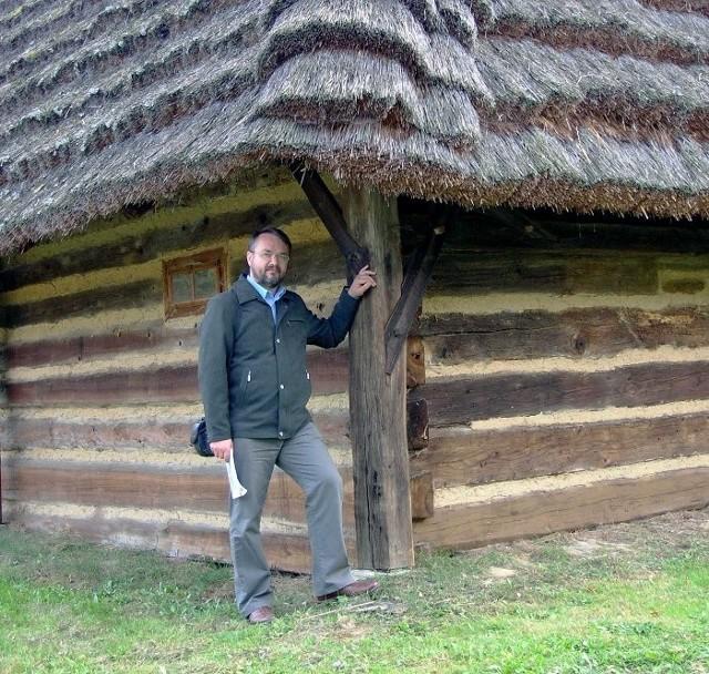 Artur Gaweł opowie o drewnianym budownictwie Podlasia