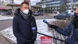 Białystok. Poseł KO Krzysztof Truskolaski apeluje do premiera Mateusza Morawieckiego, by PKN Orlen nie przejmował Lotosu