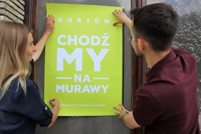 O nowej akcji Gorzowa będzie informowało m.in. 240 plakatów.