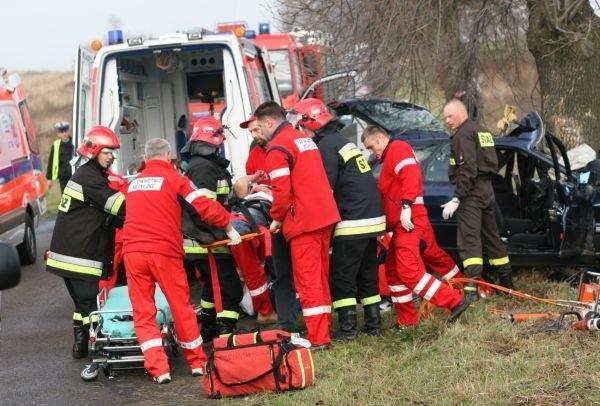 Lekarze tarnobrzeskiego pogotowia obawiają się sytuacji, kiedy zespoły wyjazdowe zostaną wysłane do lekko chorych i nie będzie karetki, którą trzeba będzie wysłać do poważnego wypadku.