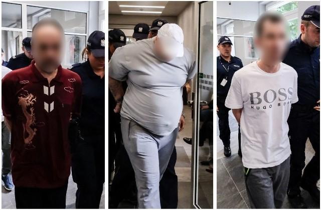 Wojciech K., Karol K. oraz Marcin W. molestowali i gwałcili syna Wojciecha K. Jaki ostatecznie usłyszą wyrok?