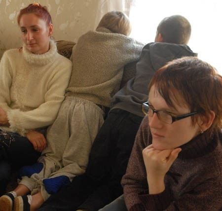 Beata Augustyniak (z lewej) i Anna Bącler mają pretensje do dyrektorki podstawówki, że nie zadbała o bezpieczeństwo ich synów