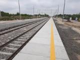 Zobacz postęp prac na radomskich odcinkach linii kolejowej - zdjęcia