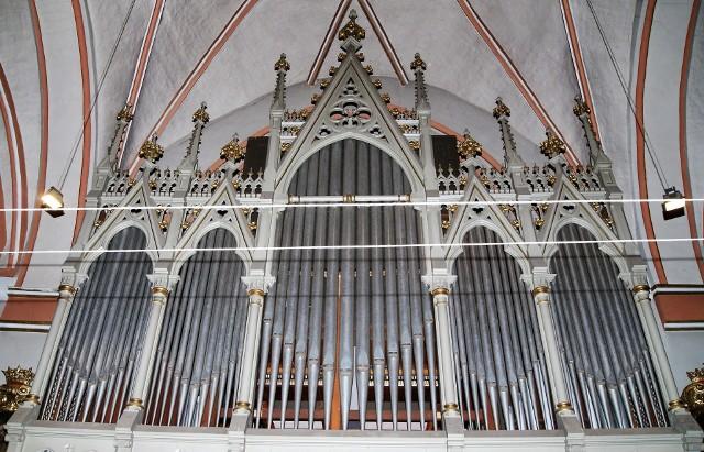 Organy w katedrze opolskiej