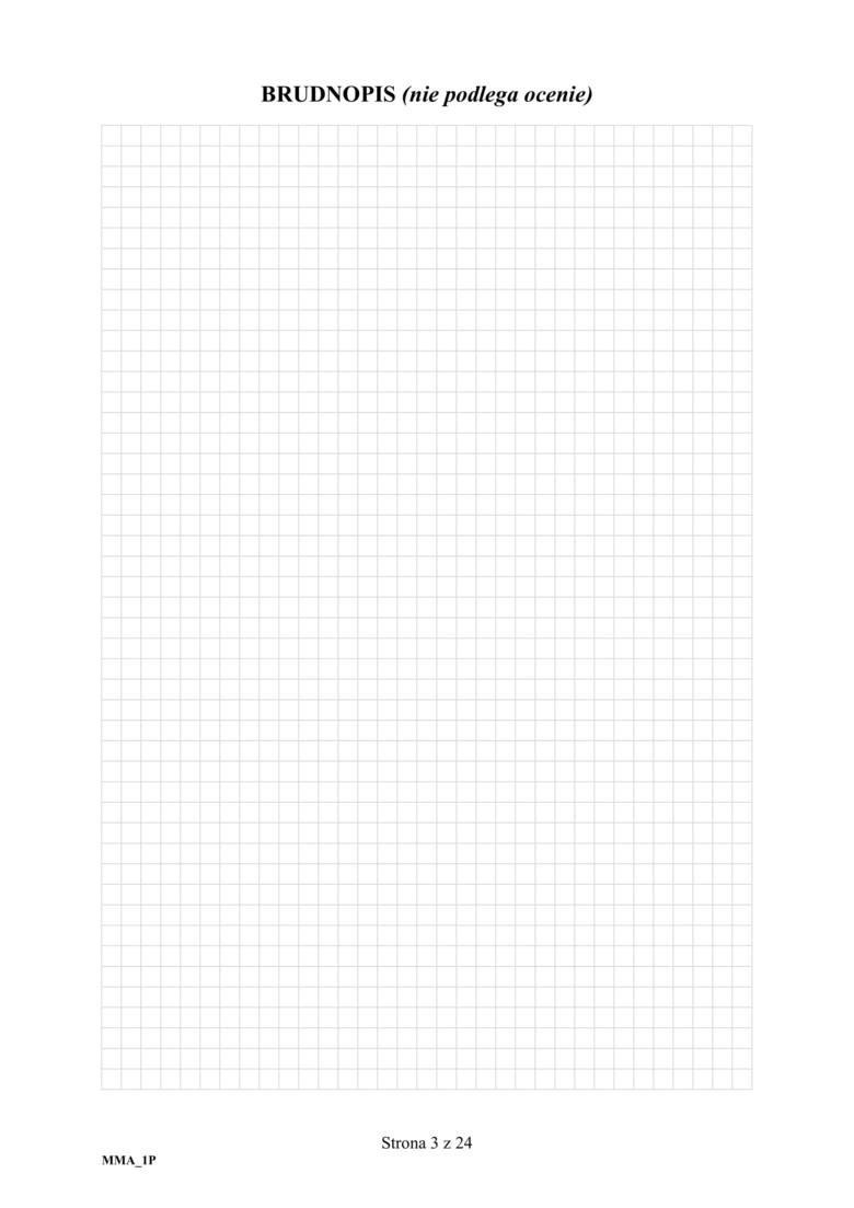 ODPOWIEDZI - matura poprawkowa z matematyki!