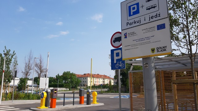 Część parkingów P&R jednak dostępna dla wszystkich. Powód? Małe obłożenie