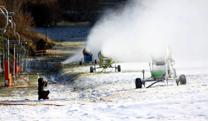 Stok Globus Ski został uruchomiony na początku stycznia