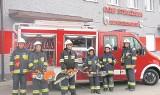 Nowy samochód na 90. urodziny strażaków