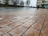 Opady marznące na Śląsku. Ostrzeżenie IMGW. Na drogach będzie szklanka