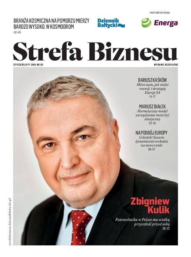 - Fotowoltaika ma w Polsce wielką przyszłość - uważa Zbigniew Kulik (na zdjęciu), prezes firmy Solar Energy SA z Bożegopola, największego rodzimego producenta paneli fotowoltaicznych.