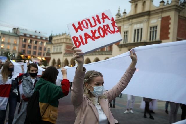 Protesty na Białorusi trwają już ponad 100 dni