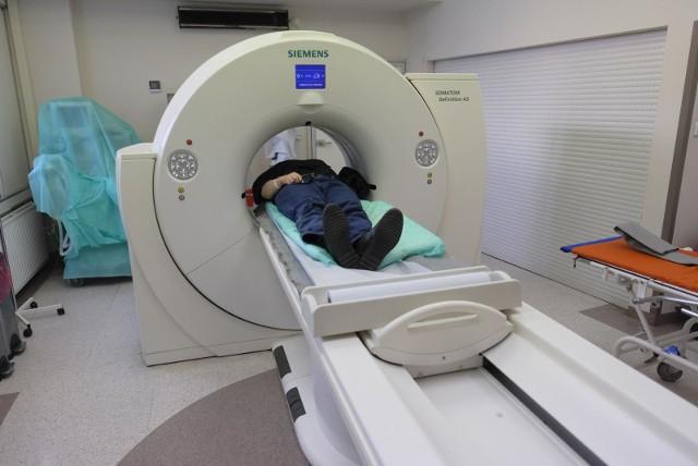Pracowania tomografu komputerowego