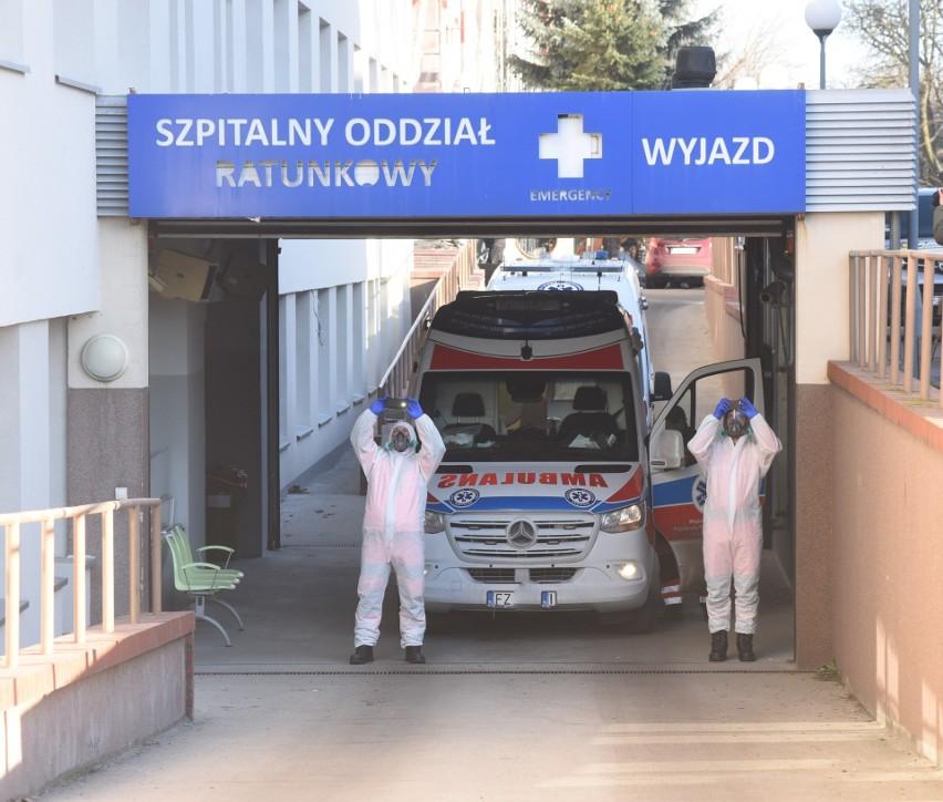 Szpitalny Oddział Ratunkowy Szpitala Uniwersyteckiego w...