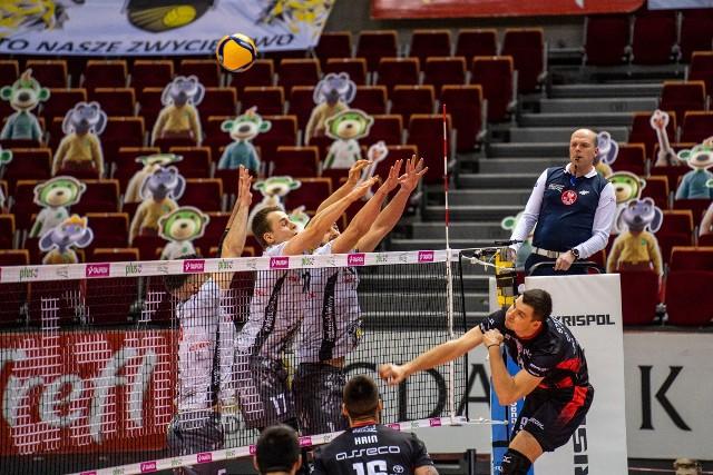 Mecz o 5 miejsce w Ergo Arenie pomiędzy Treflem Gdańsk a Asseco Resovią Rzeszów zakończył się zwycięstwem przyjezdnych