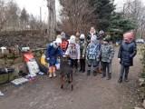 Dzieci z Brzezia obdarowały zwierzaki ze schroniska w Lednicy Górnej  [ZDJĘCIA]