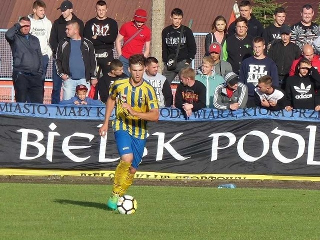 Tur Bielsk Podlaski przegrał 0:4 z Polonią Warszawa