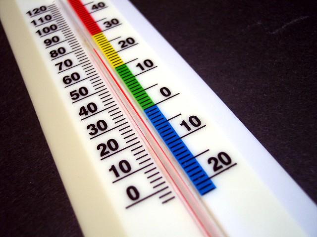 TermometrTemperatura w domu odpowiednia dla dziecka