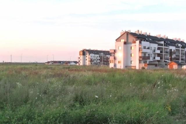 TBS zaczyna budowę nowego bloku w OpoluOpole, ul. Krzemieniecka. Tutaj powstanie nowy budynek miejskiego TBS-u.