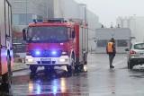 Wyciek chemikaliów w fabryce 3M przy ul. Kowalskiej we Wrocławiu. Ewakuacja pracowników [ZDJĘCIA]