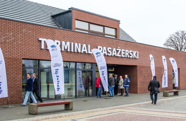 Nowy terminal będzie pełnił nie tylko funkcję punktu odpraw, ale będzie tu działać też punkt informacji turystycznej.