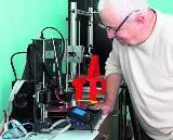Drukarka 3D rodem z Koszalina i z darmowym oprogramowaniem