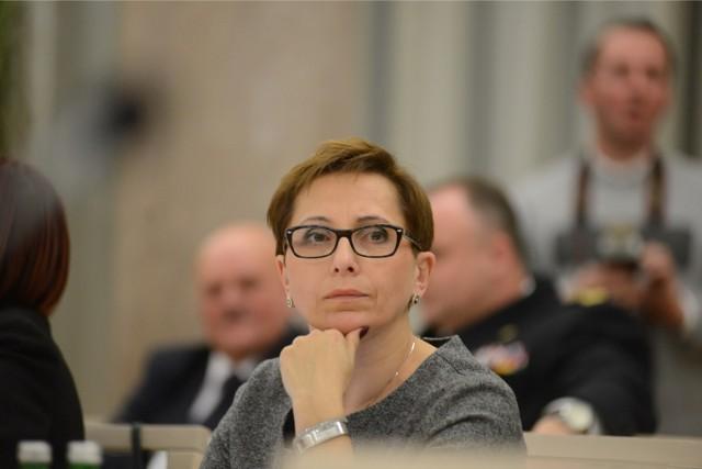 Krystyna Sibińska wiceszefową Platformy Obywatelskiej