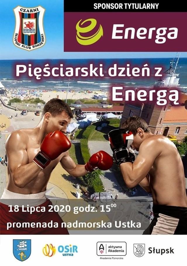 Walki sparingowe (bez punktacji) z udziałem pięściarzy z różnych kategorii wiekowych. Będą przedstawiciele Starogardu Gdańskiego, Wejherowa, Chojnic, Darłowa, Gdyni i Słupska. Rywalizacje zaplanowane są na sobotę (18 lipca). Początek o godz. 15 w Ustce (na promenadzie).