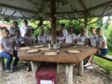 """Finał konkursu """"Tradycyjna Gęsina Wiejska"""" . Wśród najlepszych w kraju okazały się gospodynie wiejskie z koła w Łapach Pluśniakach"""
