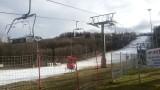 Ośrodek Dębowiec w Bielsku-Białej jeszcze ani razu nie został otwarty w tym sezonie dla narciarzy i snowboardzistów